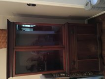 Antique caninet 1926 in Katy, Texas
