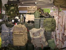 *Wanted* We Buy Military Surplus Gear. We pay cash! (949) 214-4250 in Camp Pendleton, California