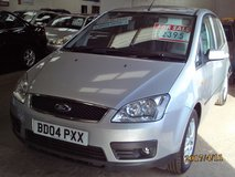 04' ONE OWNER  FOCUS - C MAX in Lakenheath, UK
