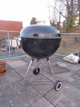 Weber Round Grill in Ramstein, Germany