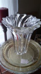crystal vase in Fort Campbell, Kentucky