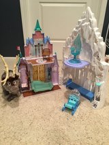 Disney Frozen castle playset in Oswego, Illinois