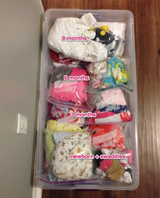 Baby girl clothes in DeKalb, Illinois