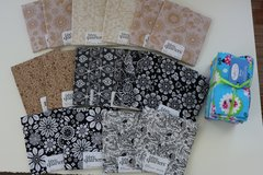 quilter fablic sets (all togther) only 7$ in Vista, California