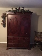 Cherry Armoire in Fort Campbell, Kentucky