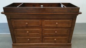 Dresser - Baby Cache  Montana 6 Drawer With Changer top  285 OBO in Vista, California