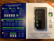 Motorola Moto E Android Smartphone w/ Triple Minutes for Tracfone in Tyndall AFB, Florida