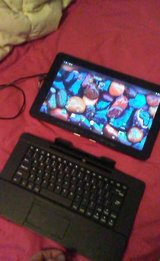 RCA tablet with keyboard in Shaw AFB, South Carolina