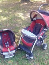 Chicco car seat and stroller in Perry, Georgia