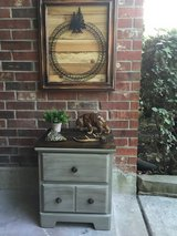 Rustic End Table in Kingwood, Texas