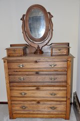 Wishbone Dresser (Gentlemen's dresser) in Elgin, Illinois