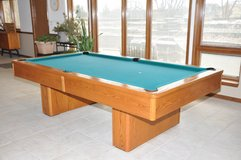 OLHAUSEN Regulation Pool Table in Elgin, Illinois