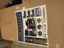 Tonno pro truck bed cover new in box in Baytown, Texas