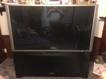 "Hitachi 65"" Projection TV with surround sound in Shreveport, Louisiana"