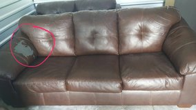 Couch and love seat in Colorado Springs, Colorado