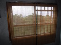 Natural grass window shades (multiples sizes) (REDUCED PRICE) in Okinawa, Japan