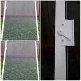 Screen door in Vacaville, California