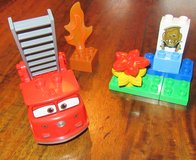 LEGO Duplo Cars Red Firetruck in Ramstein, Germany