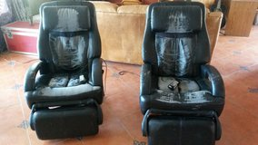 Sharper Image Massage Chairs in Temecula, California