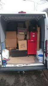 EASTER  DELIVERY, MOVING, TRANSPORT,  JUNK REMOVAL in Ramstein, Germany