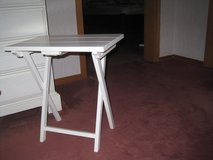 Small, folding table in Ramstein, Germany