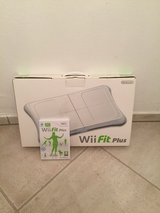 Wii fit board and game in Ramstein, Germany