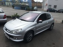 "PEUGEOT 206 ""QUIKSILVER"" - NEW INSPECTION- MODEL 2006 in Hohenfels, Germany"