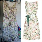 summer dresses with flowers in Ramstein, Germany