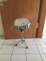Warriors Snare Drum/Stand/Sticks in Ramstein, Germany