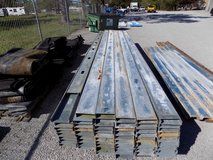 Steel Studs (117) 2x6 Studs. 16 ft Long in Cherry Point, North Carolina