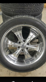"""22"""" Rims and Tires in Bartlett, Illinois"""