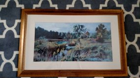 Home decor-XL decorative landscape picture (45 1/4 x 29 1/4) in Fort Campbell, Kentucky