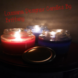Candles in Fort Polk, Louisiana