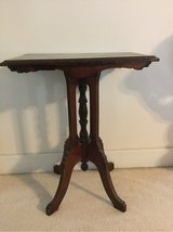 VINTAGE ACCENT TABLE in Byron, Georgia