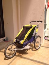 Chariot  Multisport Trailer Kids Jogger Stroller Bicycle in Okinawa, Japan