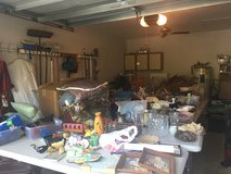 Garage sale in Eglin AFB, Florida