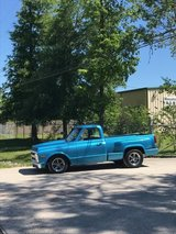 1971 Chevy Truck in Kingwood, Texas