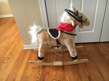 Dusty the Rocking Horse in Naperville, Illinois