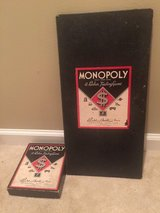 1935-1936 Monopoly game set with board in Beaufort, South Carolina