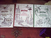Harry Potter coloring books in Travis AFB, California