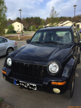 2002 Jeep Liberty (Limited) 2WD in Ramstein, Germany