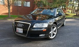 2009 Audi A8 Quattro in Fort Meade, Maryland
