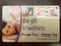 Massage Envy Gift Card $35.01 in Elgin, Illinois