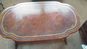 Antique Coffee Table in Perry, Georgia