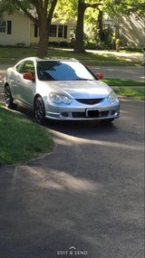 2002 Acura RSX in Kankakee, Illinois