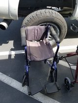 Lightweight wheel chair in Vacaville, California