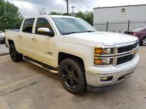 "2014 CHEVY SILVERADO Z71 LT TEXAS EDITION **4DR, ""22s, BED COVER** FINANCIING AVAILABLE** in Bellaire, Texas"