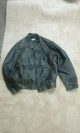 Decoded Leather Motorcycle Patrol Jacket in Cochran, Georgia