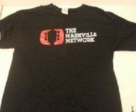 Vintage Nashville Network Shirt in Fort Campbell, Kentucky