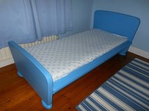 "Kids bed - IKEA ""MAMMUT"" brand (mattress included) in Camp Pendleton, California"